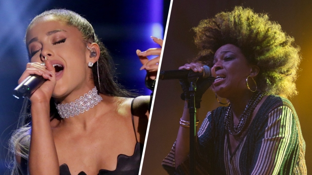 [NATL] Macy Gray Admires Ariana Grande For Going Back on Stage