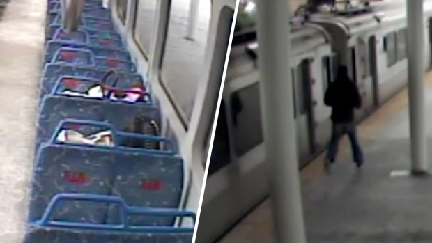 [NATL]Cleveland Train Leaves With Baby on Board; Dad Left on Platform
