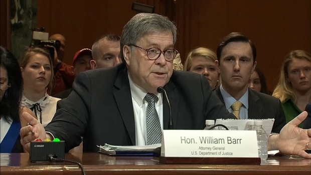 [NATL] AG Barr: 'I Think Spying Did Occur' on 2016 Trump Campaign