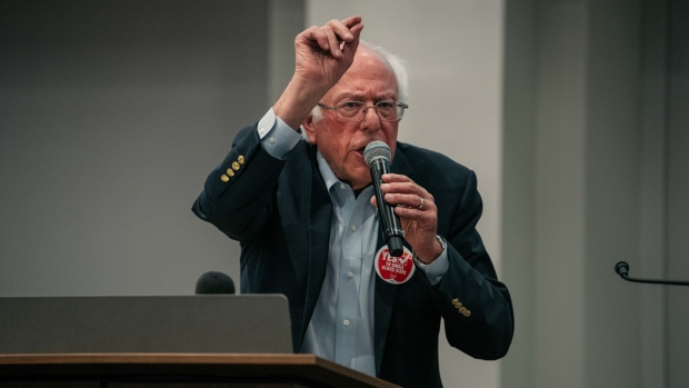 [NATL] Bernie Sanders Undergoes Heart Procedure