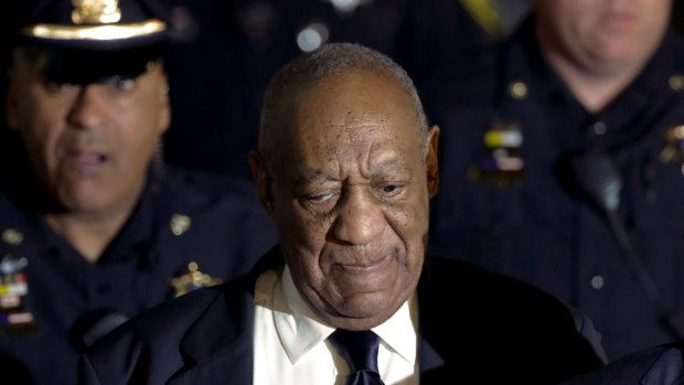 Retired Judge Speaks on Cosby Trial