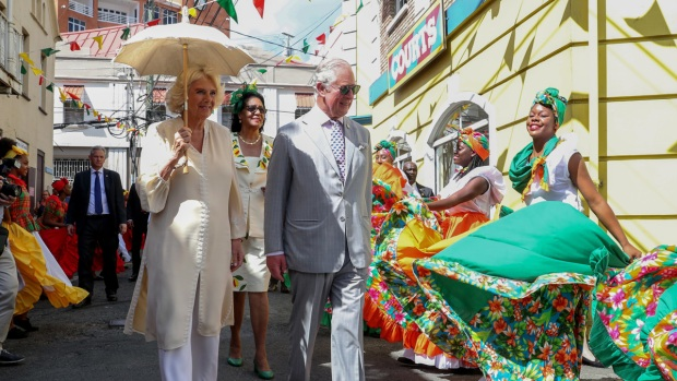 Royal Family Photos: Prince Charles & Camilla on Caribbean Tour
