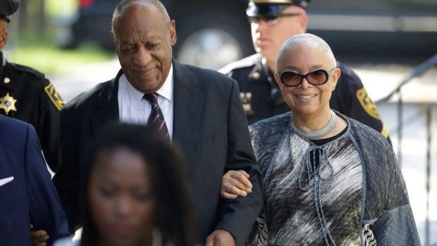 Camille Cosby Calls Out DA, Judge in Prepared Statement