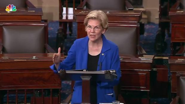 [NATL] Warren Calls for Impeachment Proceedings Against Trump
