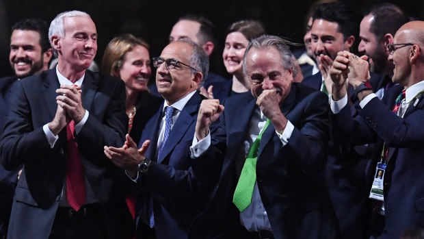 [NATL] FIFA Awards 2026 World Cup to US, Canada, Mexico