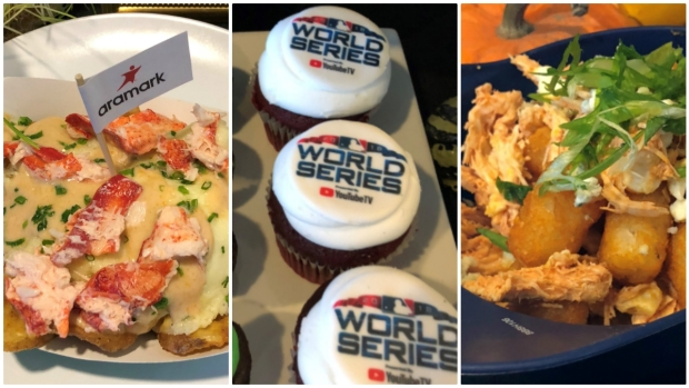 Fenway Feast: Sneak Peek of Special World Series Menu