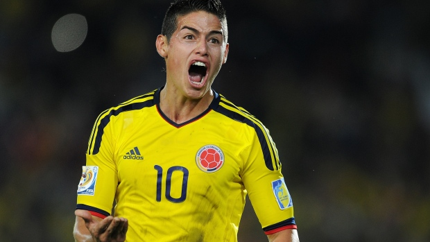 [NATL] Things You May Not Know About James Rodriguez