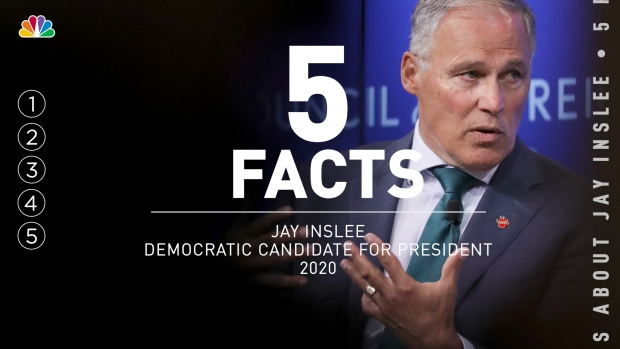 [NATL] 5 Facts: Jay Inslee