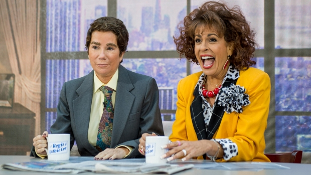 [NATL] Halloween at 'Today': The Weird, Wacky Costumes
