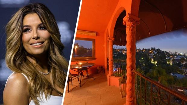 [NATL-LA] Eva Longoria Sells Her Romantic Home in the Hills