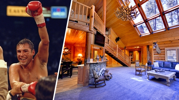 [NATL-LA] Oscar De La Hoya's Former Big Bear Training Compound Sells for $1.5M