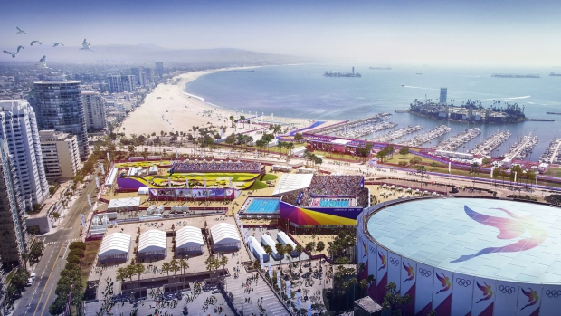 [NATL-LA] How the Olympics Could Show Off LA's Natural Beauty