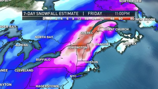 NBC10 Boston Weather Team: Flooding, Freezing and a Risk of Snow