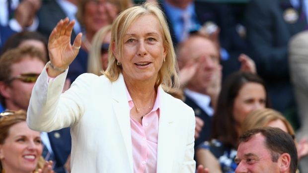 [NATL] Martina Navratilova Calls Out BBC For Gender Pay Discrepancy