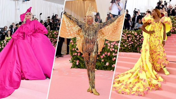 [NATL] 2019 Met Gala Fashion: Red Carpet Pictures