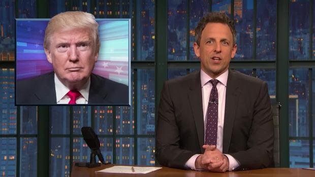 [NATL] 'Late Night': A Closer Look at Giuliani Saying Trump Lied
