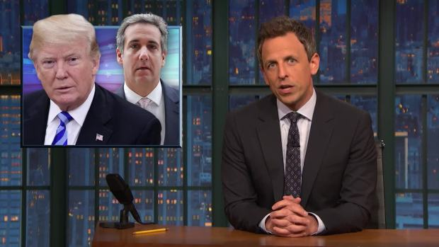 [NATL] 'Late Night': A Closer Look at 'Spygate,' Cohen Partner