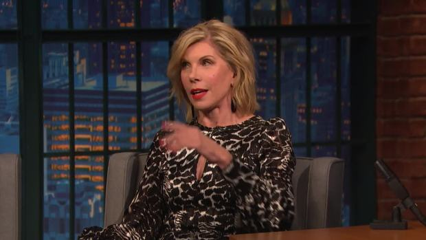 [NATL] 'Late Night': Cher Complimented Christine Baranski's Dancing
