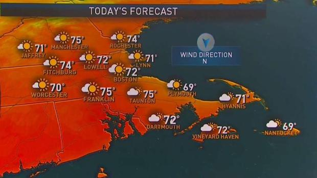 [NECN] Weather Forecast: Tropical Storm Watch Issued for Cape & Islands