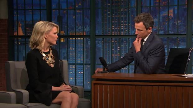 [NATL] 'Late Night': Megyn Kelly on Why She Spoke Out on Bill O'Reilly