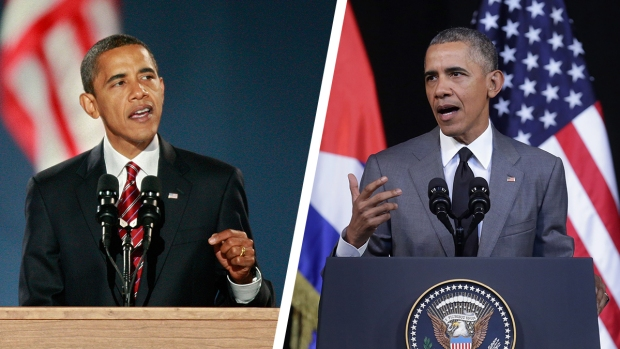 Through the Years: The Obama Presidency
