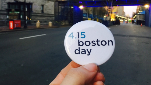 Scenes From #OneBostonDay