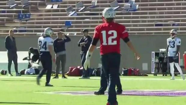 [NECN] Patriots Ready to Face Oakland Raiders in Mexico City