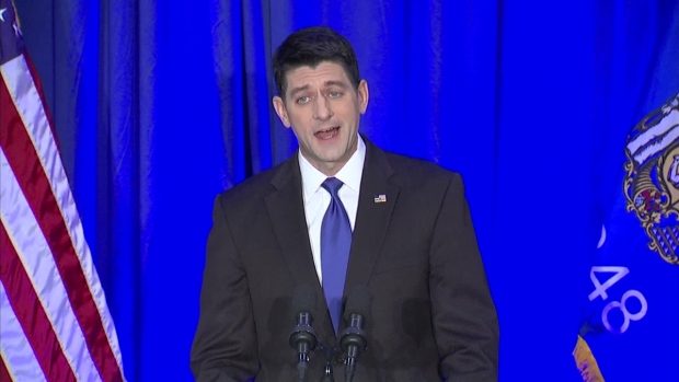 [NATL] Ryan: Trump Win Was 'Most Incredible Political Feat'