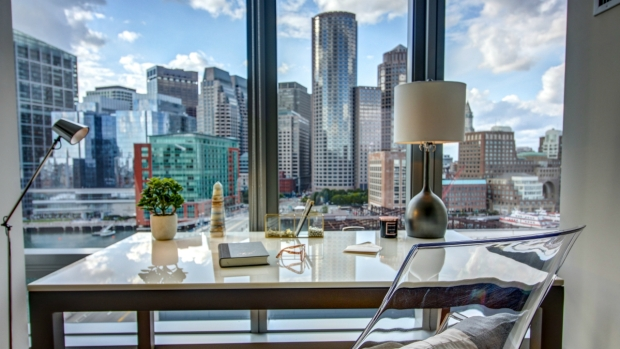 SEE INSIDE: Boston Seaport District's Most Luxurious Penthouses