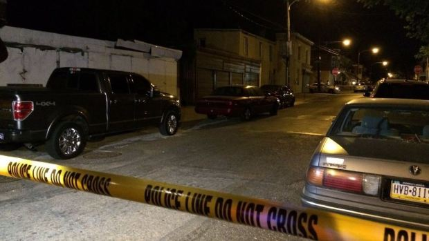 SEE IT: Scenes From North Philadelphia Shooting