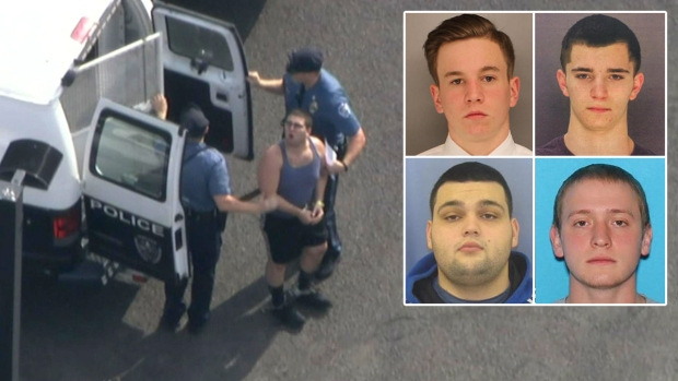[NATL-PHI] Person of Interest in Case of 4 Missing Men Arrested a 2nd Time