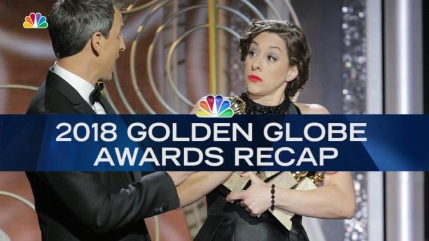 [NATL] 2018 Golden Globe Awards Recap