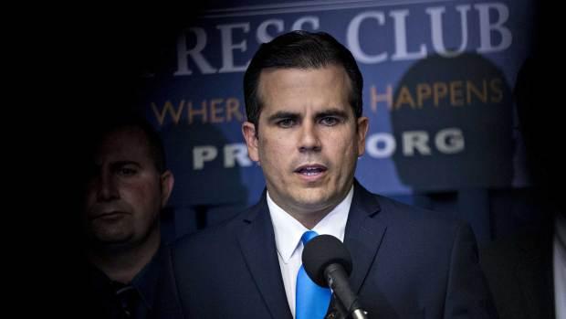 [NATL] Puerto Rico Gov. Ricardo Rosselló Struggles to Name Supporters