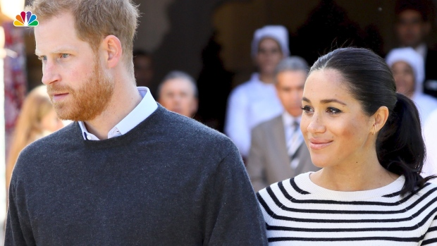 [NATL] It's a Boy! Meghan, Harry Welcome First Child