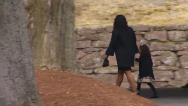Aaron Hernandez's Family Attends Private Funeral