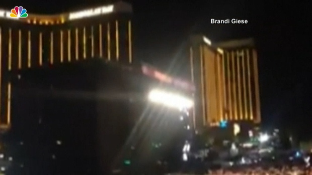Gunman Kills at Least 59 at Las Vegas Music Festival