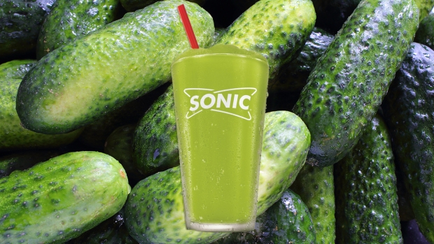 Wild Food Crazes: Pickle Juice Slush, Tarantula Burgers