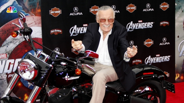 [NATL] Police Probe Possible Elder Abuse of Marvel Comics' Stan Lee