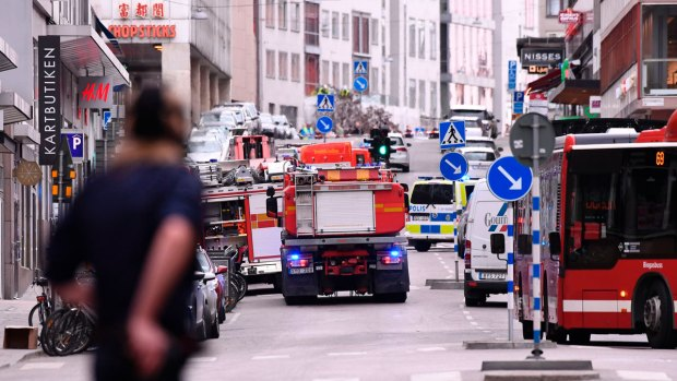 [NATL] Stockholm Truck Attack Is Near Spot of 2010 Suicide Bombing