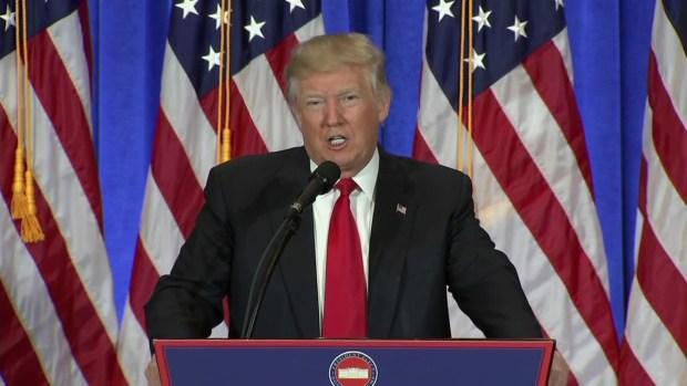 [NATL] Trump Announce Pick for Veterans Affairs
