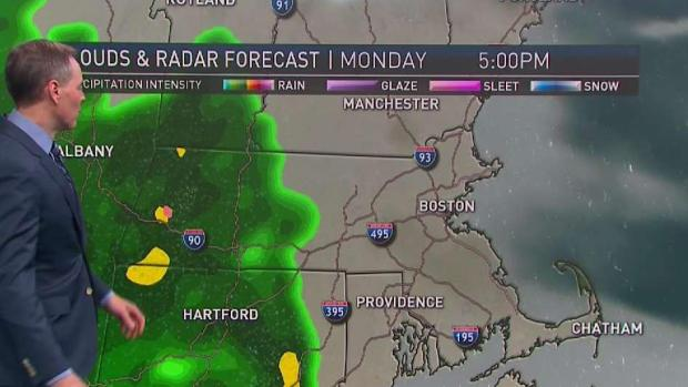 [NECN] Dreary Mother's Day Weather to Continue This Week