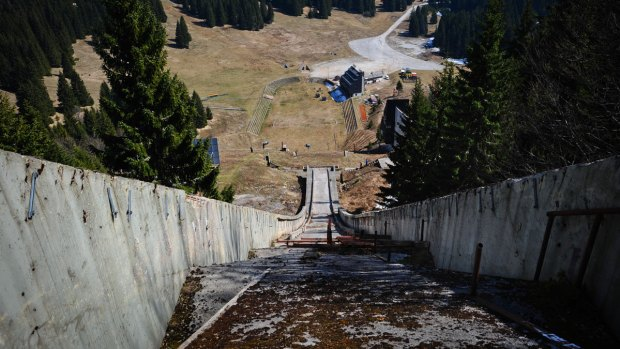 [NATL] See It: Views of Olympic Stadiums, Structures and Villages From Previous Winter Games