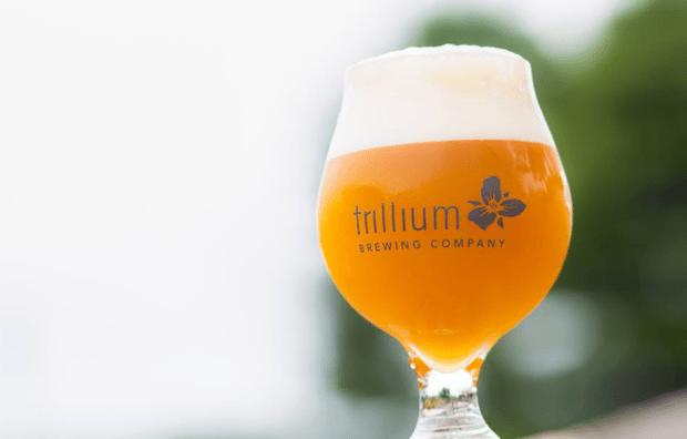 [NECN] Trillium Brewing Opening a Restaurant!