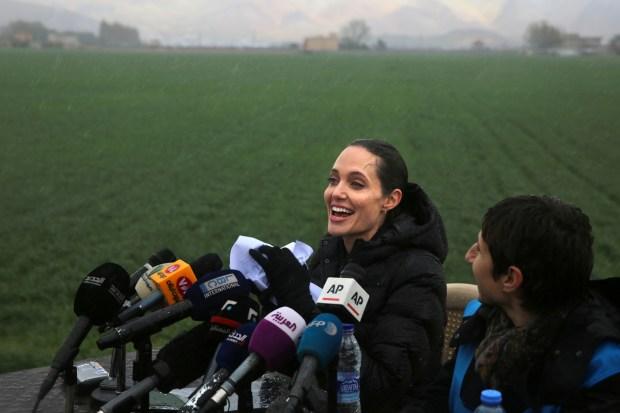 [NATL] Angelina Jolie Speaks on 5th Anniversary of Syria Uprising