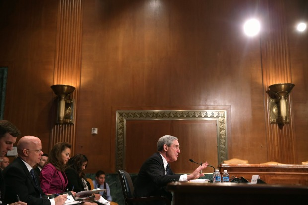 [NATL] Mueller to Testify Before House Committees