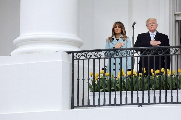 [NATL-DC] White House Holds Annual Easter Egg Roll