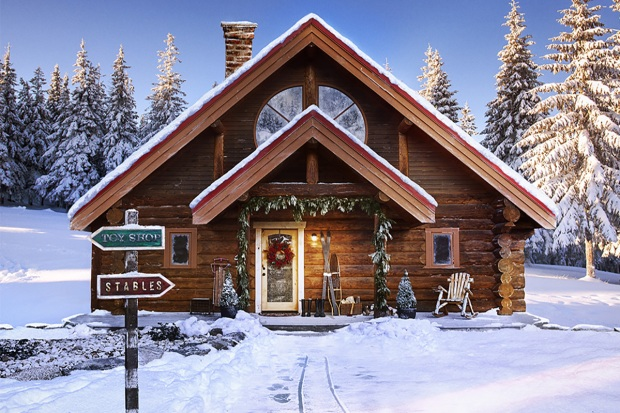 Santa's North Pole Home Listed on Zillow