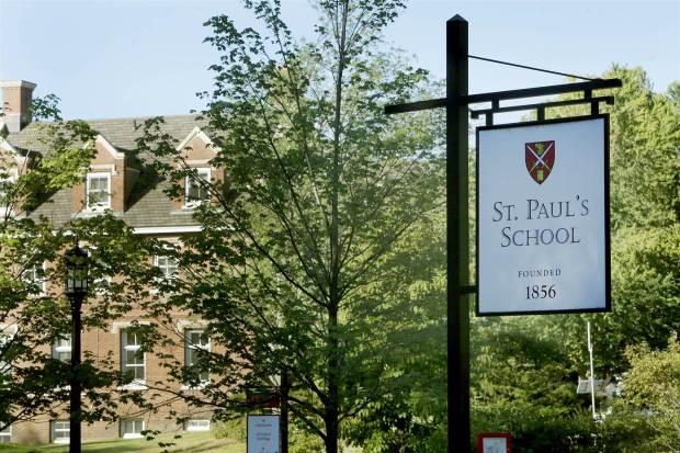 Report backs sex abuse claims against 13 at New Hampshire prep school