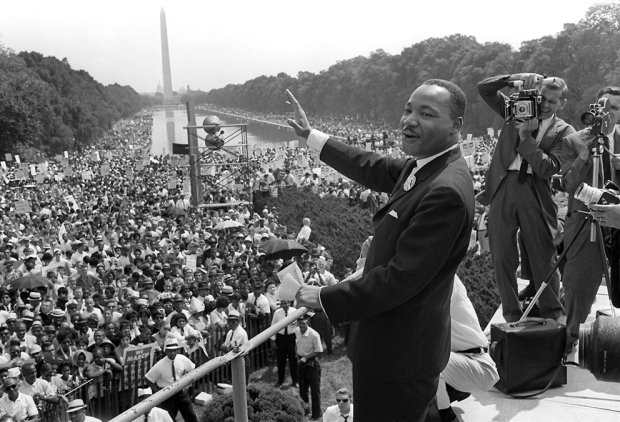 The 1963 March on Washington in Photos