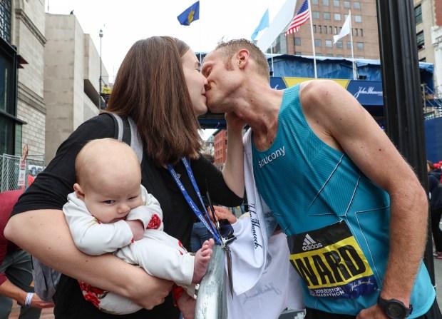 9 Great Photos From the 2019 Boston Marathon
